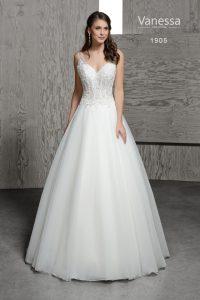 suknia ślubna księżniczka Wyszków