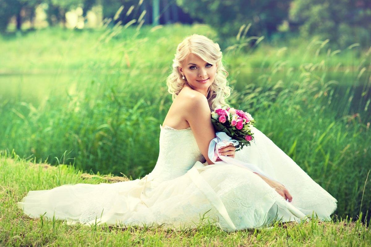 suknie na ślub w plenerze Warszawa Praga